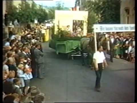 Stadt Engers - 600 Jahre Stadtrecht - Der Festumzug 1957