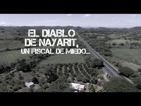 El diablo de Nayarit, un fiscal de miedo.