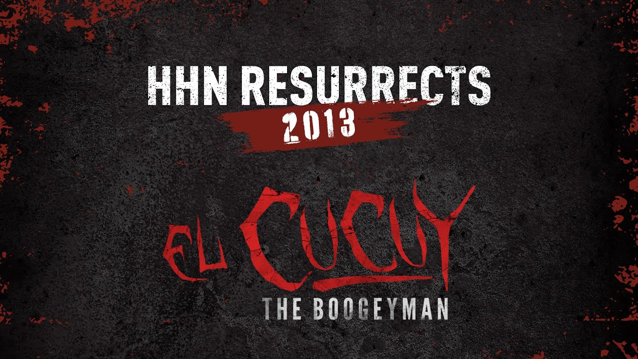 #HHNForever | El Cucuy: The Boogeyman 2013 POV Maze Walkthrough