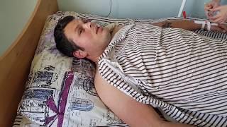 После  операции . Сон во время наркоза