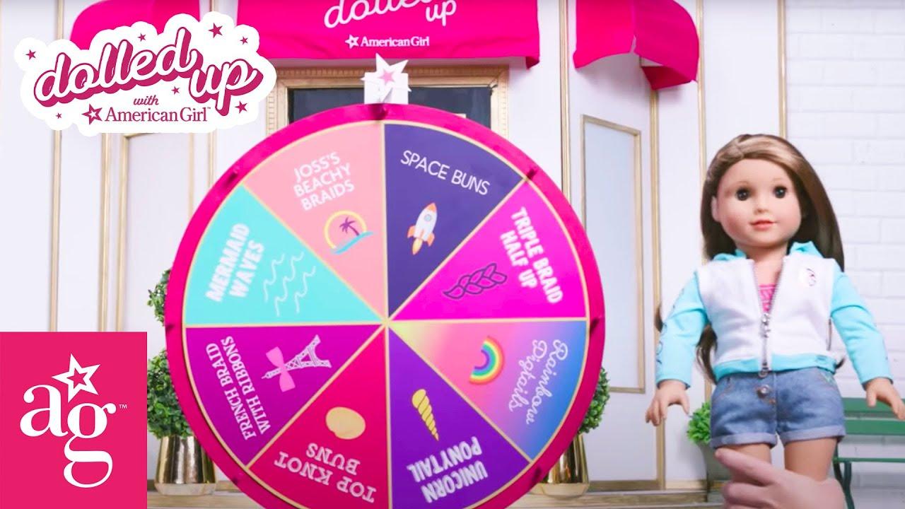 joss spins mystery wheel