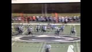 """Antoinette """"Toni"""" Harris Football Highlights"""