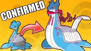 NEW Pokemon Forms CONFIRMED! Pokemon Sword & Shield