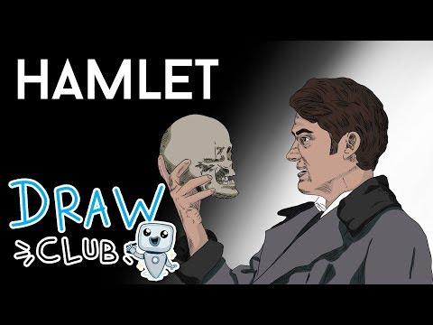 RESUMEN de HAMLET - Draw My Life