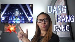 Video BANG BANG BANG - TURTLE MASK | THE MASK SINGER 2. (REACTION) download MP3, 3GP, MP4, WEBM, AVI, FLV Januari 2018