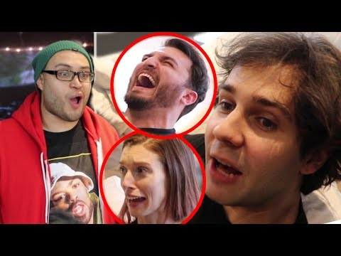 I HIRED PROFESSIONAL COMEDIANS TO ROAST THE VLOG SQUAD!!