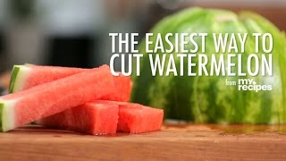 The Easiest Way To Cut A Watermelon  | Myrecipes