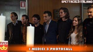 I Medici 3 conferenza stampa, PHOTOCALL con il cast