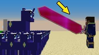 НУБ против 1000 МАРСИАНСКИХ ПОНИ и ОГРОМНЫЙ топор в Троллинг НУБА в Minecraft Серия 07