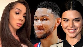 Ben Simmons Allegedly CHEATING On Kendall Jenner With IG Model Brittany Renner!