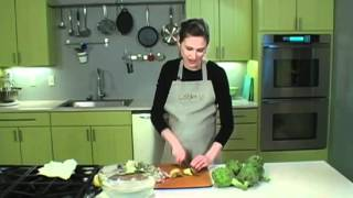 How to Trim Artichokes.flv