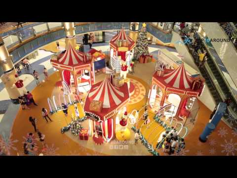 Top 10 Shopping Mall Christmas Decoration In KL