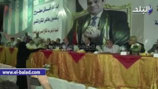 فيديو.. مبروك عطية ومحافظ مطروح يسحبان القرعة على 28 فرصة عمرة