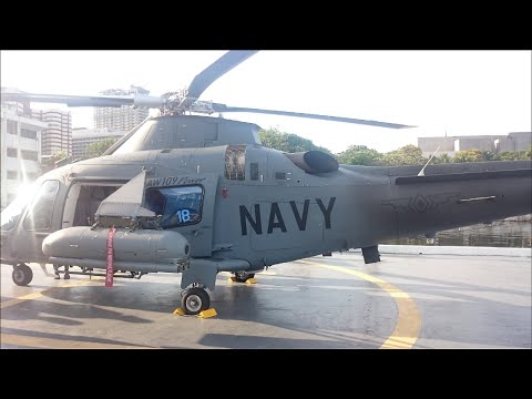118th Anniversary Philippine Navy - HQ Access Part 2 (Naval Helicopter)