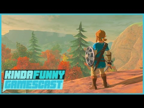 Colin's Initial Zelda Impressions - Kinda Funny Gamescast Ep. 111 (Pt. 1)