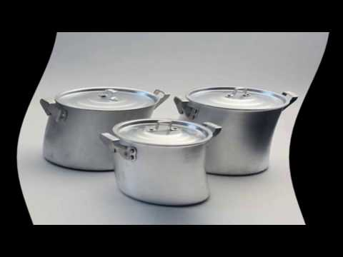 Как очистить алюминиевые кастрюли в домашних условиях