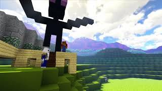 MINECRAFT FARMYARD PALS - FESTIVAL SHOW (Minecraft Roleplay Animation)
