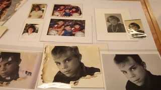 Photos preserved after fire to be returned to family in mourning