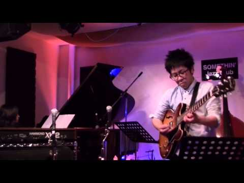 Little B's Poem @SOMETHIN' Jazz Club 2014.1.13