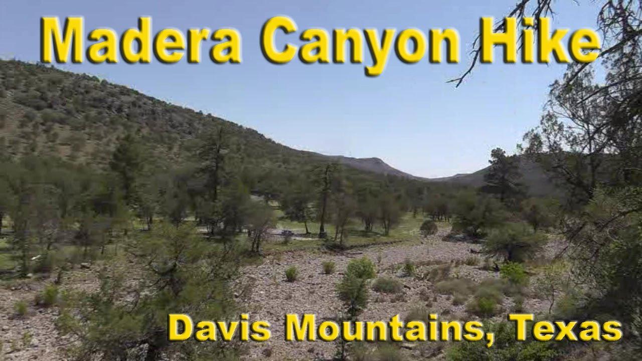 Madera Canyon Hike (West Texas)