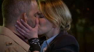 Arka Sokaklar 459. Bölüm Selin & Mesutu barıştıran öpüşme!