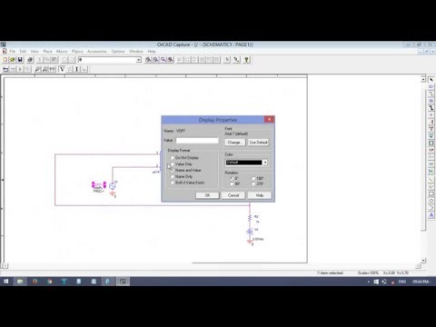 INVERTING SCHMITT TRIGGER, WITH INPUT AND OUTPUT WAVEFORMS, BY SIMULATION PACKAGE, VTU STUDENTS
