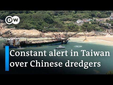 Rising tensions between China and Taiwan: Pressure on Matsu Islands | DW News