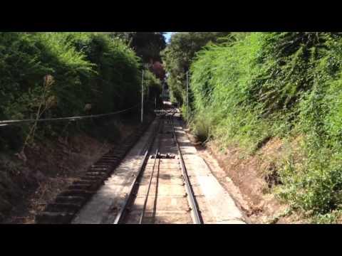 Cable Car Ride in Santiago