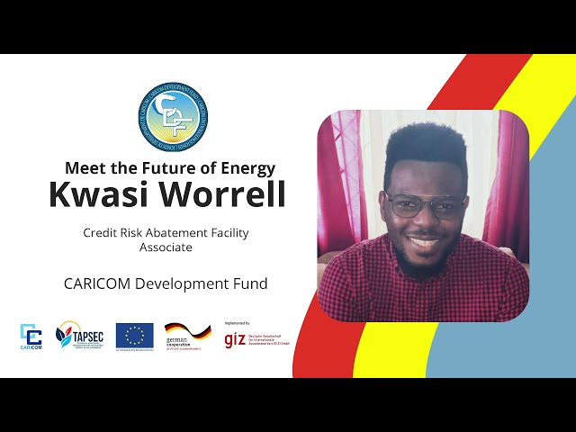 Meet Kwasi Worrel