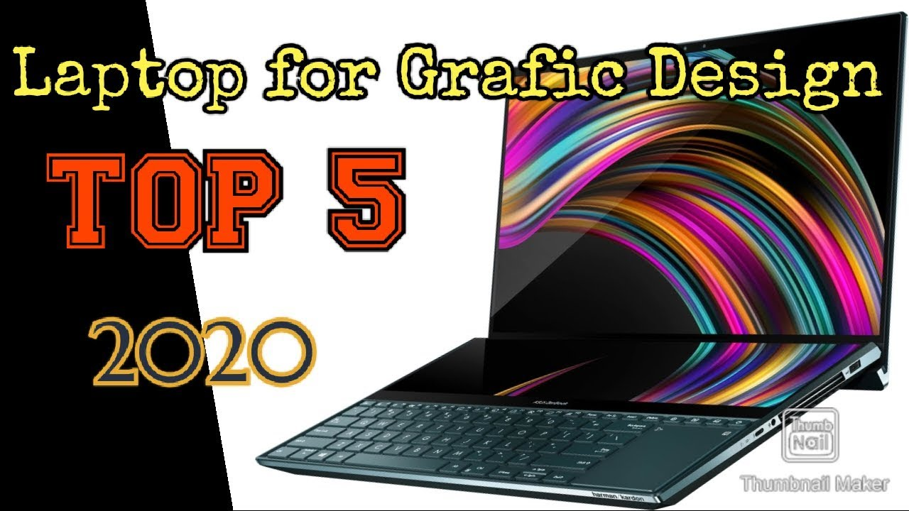 Best Laptop For Graphic Design 2020.Top 5 Best Laptop For Graphic Design 2020