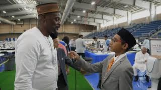 Jalsa Salana USA 2019 - Atfal Reporter: Langar