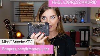 HAUL EXPRESS MADRID - MISS G. Sánchez