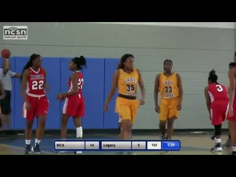 USA Prep Championship - Legacy Charter vs. National Christian Academy - High School Girls