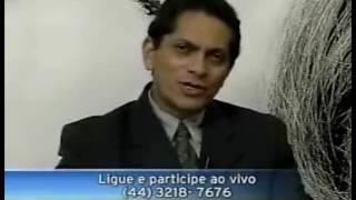 Jovi Barboza - Participação no Programa Cristina Calixto 2008