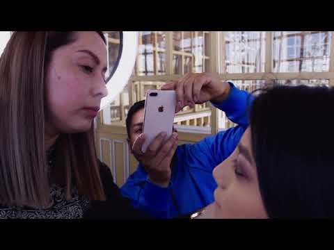 práctica de fotoreportaje, Gracias a la maquillista Gabriela León por su colaboración