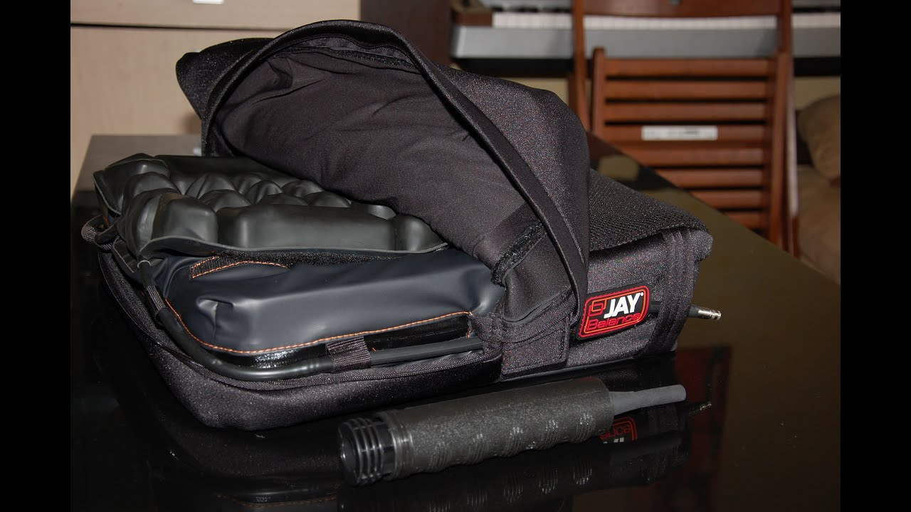 jay roho balance wheelchair cushion review