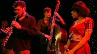 Mina Agossi Trio - Third Stone From the Sun (J. Hendrix)