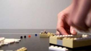 How To Build A Lego Air Hockey Table (tutorial)