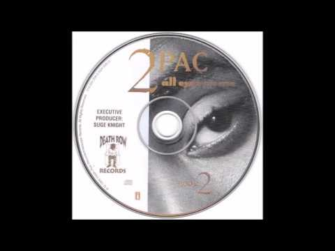 2pac  All Eyez On Me Disk 2