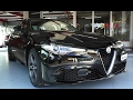 Alfa Romeo Giulia Super | Details and Driving