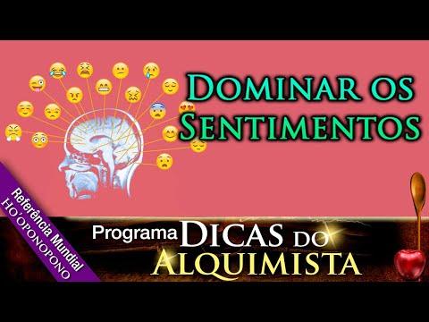 Programa Dicas Do Alquimista - Dominar Os Sentimentos - Alcides Melhado Filho - 12-03-2020