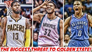 THE TEAM THAT COULD BEAT THE WARRIORS! | NBA News