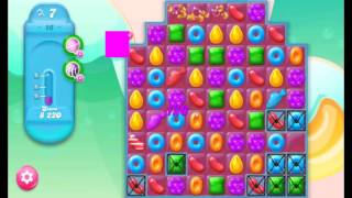 Candy Crush Jelly Saga Level 16 NEW (1st revision)