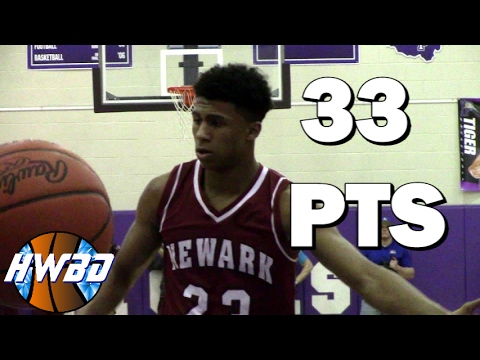 Game of the Year? BJ Duling Drops 33!! | UNC Commit Dunks on TWO People