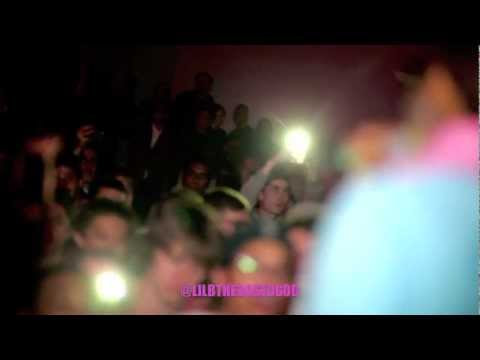 LIL B PERFORMING DEAD PRESIDENTS KILLED IT AMAZING AT NEW MUSEM!! RARE PRIVATE SHOW