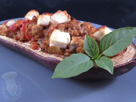 recette-d'aubergine-farcie-agneau-féta