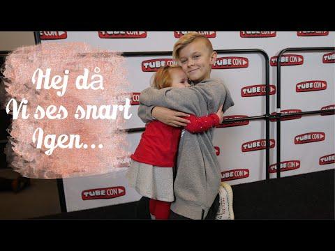 Ett sorgset farväl, men vi ses snart igen! Tubecon i Umeå