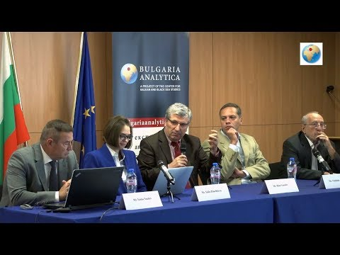 Round Table: Russia after Putin (Russia -  ten-year horizon), October 2, 2017