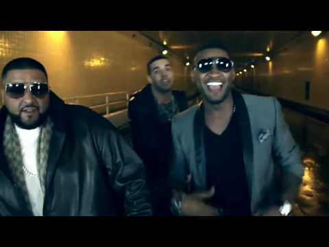 DJ Khaled Feat Usher, Young Jeezy, Rick Ross & Drake  Fed Up