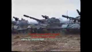 ''Zima 94'' - Tenkovi 4.gardijske brigade
